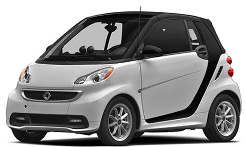 Smart ForTwo W451 2007-2014