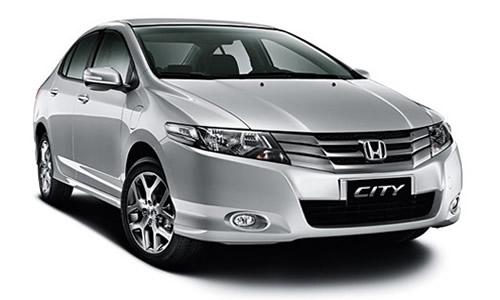 Honda City 2008-2013