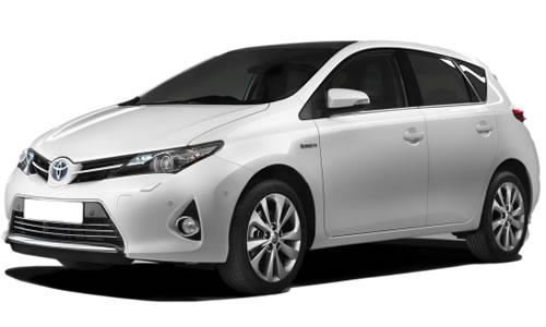Toyota Auris 2013 ve Sonrası