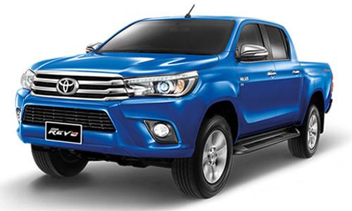Toyota Hilux 2015 ve Sonrası