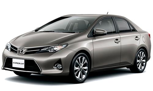 Toyota Corolla 2013 ve Sonrası