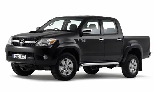 Toyota Hilux 2004-2015